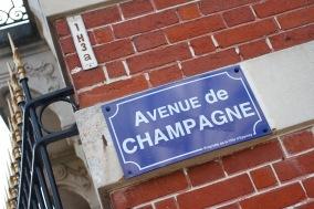 Avenue de Champagne, Épernay, France