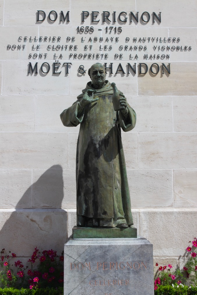 Moet et Chandon, Épernay, France