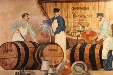 Champagne de Castellane, Epernay, France