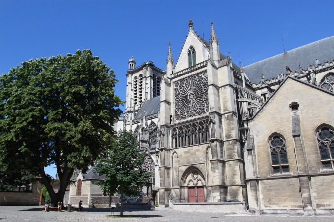 Cathedral, Troyes, Champagne, France