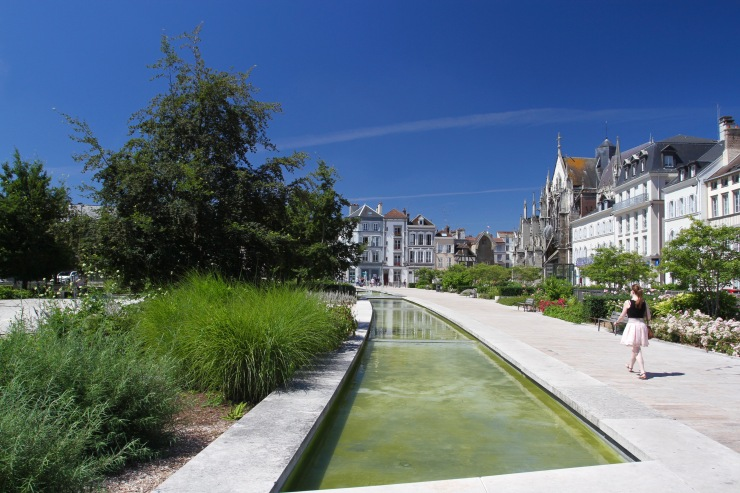 Troyes, Champagne, France