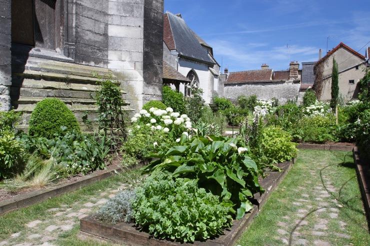 Saint Madeleine Church, Troyes, France