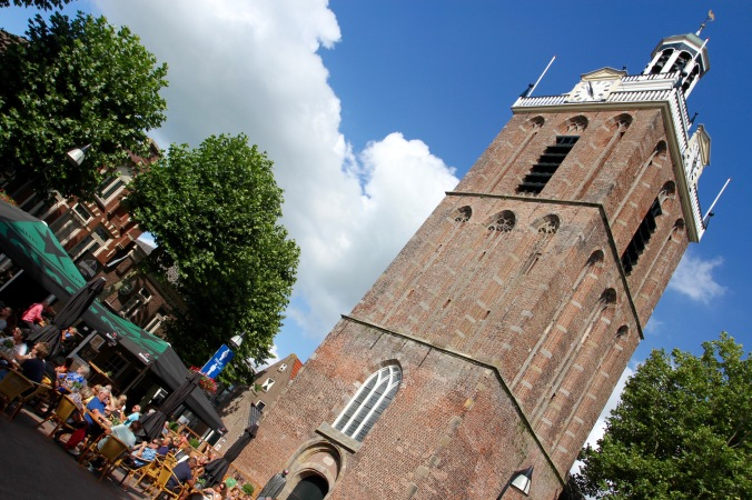 Church in Meppel, Netherlands