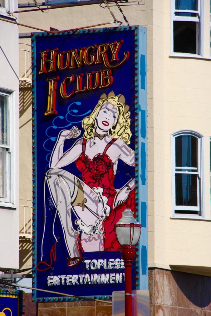 Hungry I Club, San Fracisco, California, USA