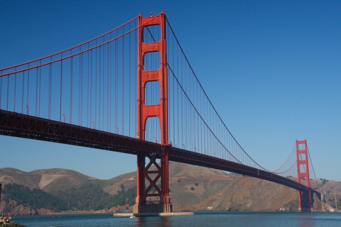 Golden Gate Bridge, San Francisco, California, United States