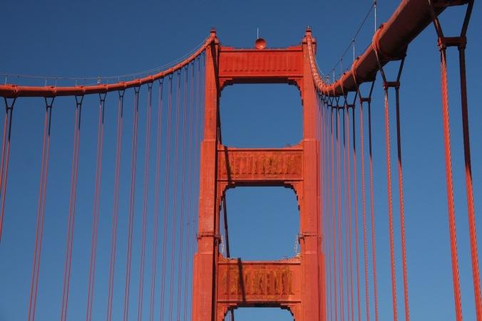 Golden Gate Bridge, San Francisco, California, United States