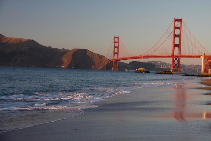 Golden Gate Bridge, San Fracisco, California, USA