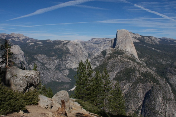 Half Dome, Yosemite National Park, California, United States