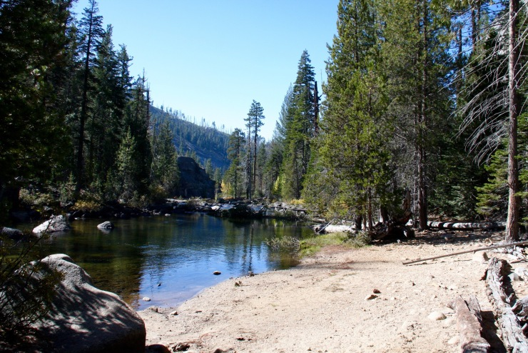 Merced River, Yosemite National Park, California, United States