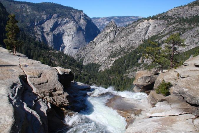 Nevada Falls, Yosemite National Park, California, United States