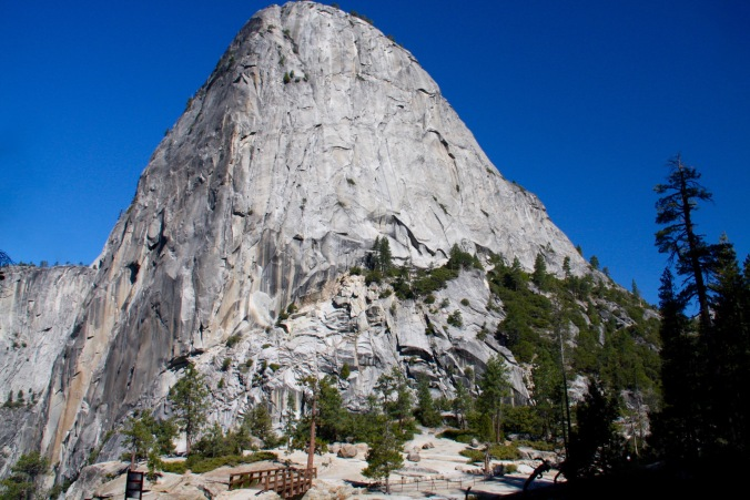 Liberty Cap, Yosemite National Park, California, United States