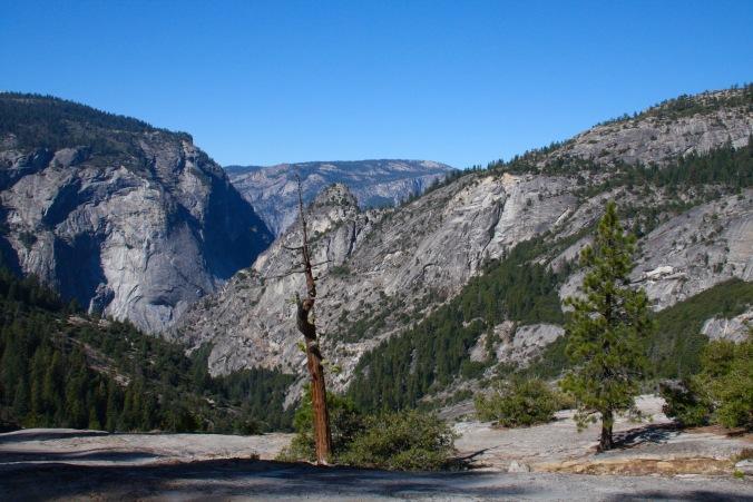 The John Muir trail, Yosemite National Park, California, United States