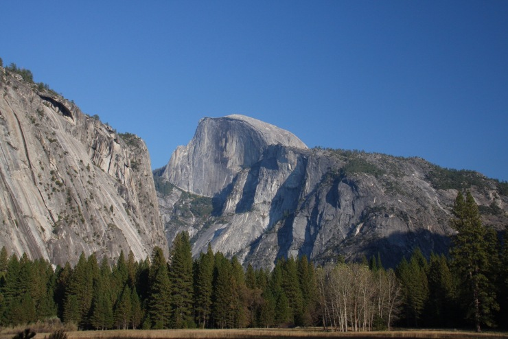 Half Dome, Yosemite National Park, California, United States