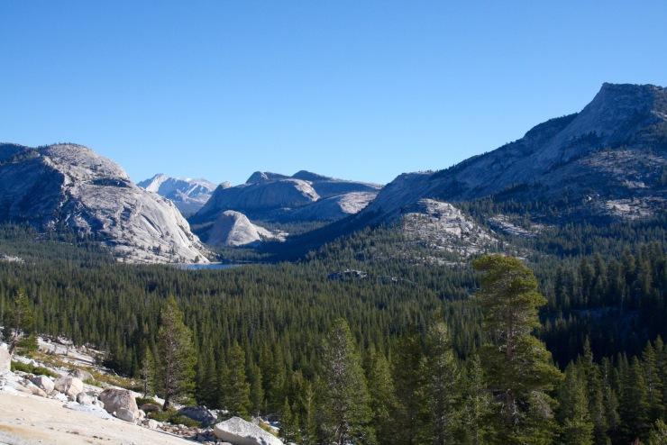 Tenaya Lake, Yosemite National Park, California, United States