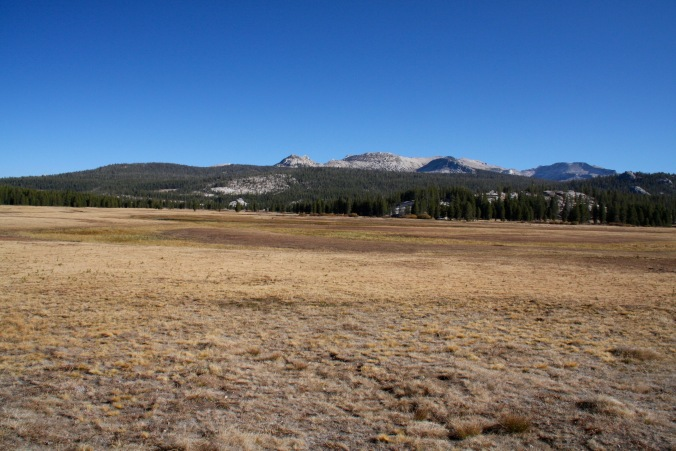 Tuolumne Meadows, Yosemite National Park, California, United States