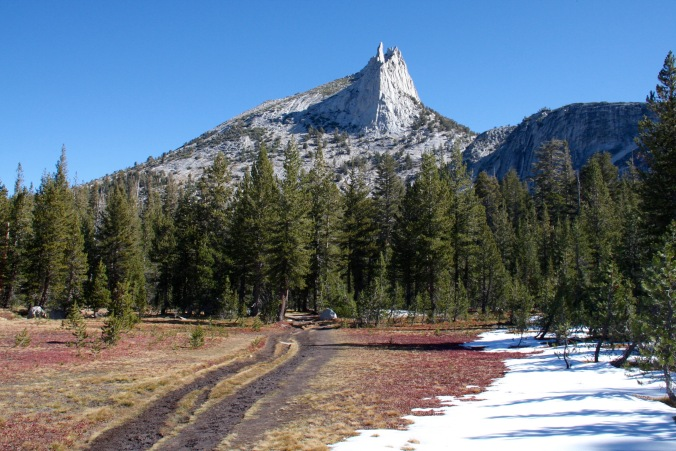 Cathedral Peak, Yosemite National Park, California, United States