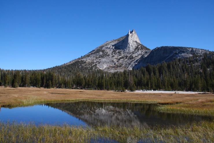 Catherdal Peak, Yosemite National Park, California, United States
