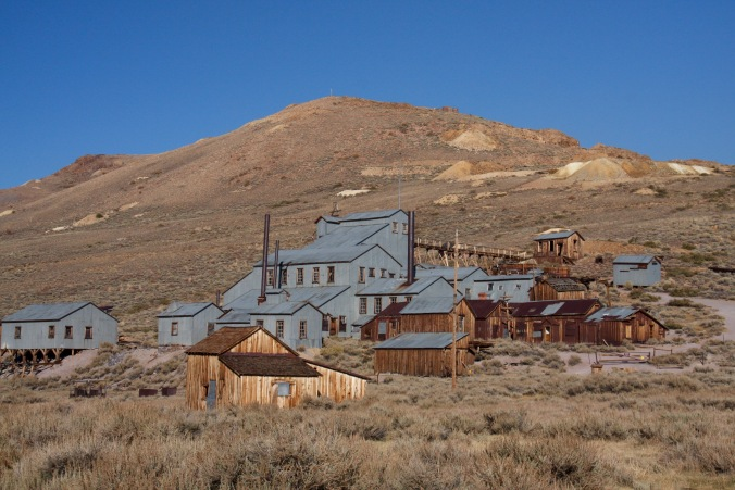 The Standard Mill, Bodie, California, United States