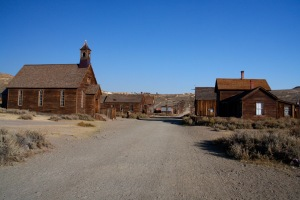 Mainstreet, Bodie, California, United States