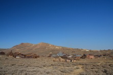 Gold Rush town Bodie, California, United States