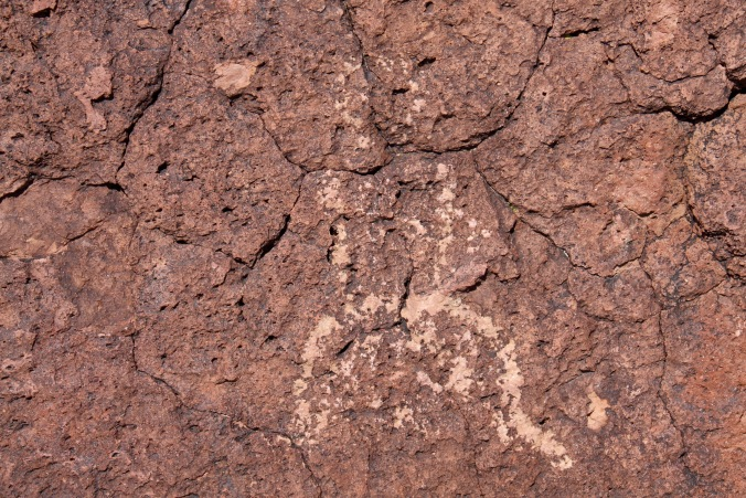 Native American Petroglyphs, Bishop, California, United States