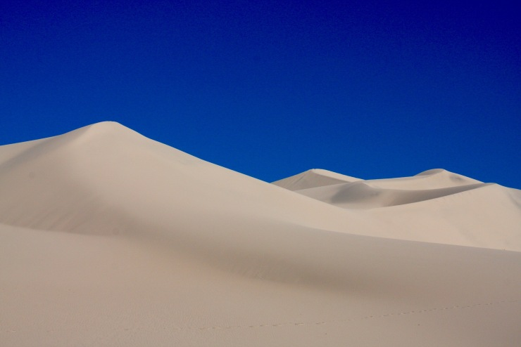 Eureka Dunes, California, USA