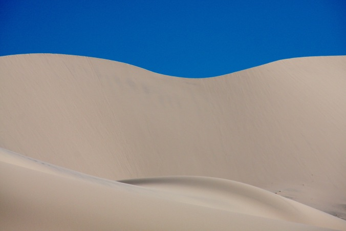 Eureka Dunes, California, United States