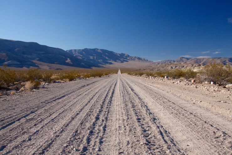 Death Valley Road, California, USA