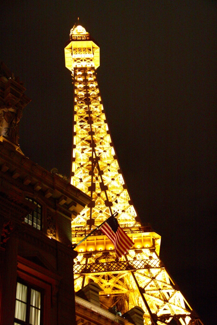 Eiffel Tower, Las Vegas, Nevada, United States
