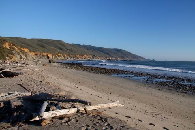 Molera Beach, Big Sur, California, United States