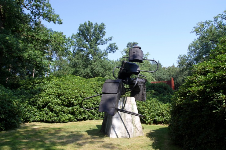 Square Sculpture, Kröller-Müller Museum, Sculpture Garden, Netherlands