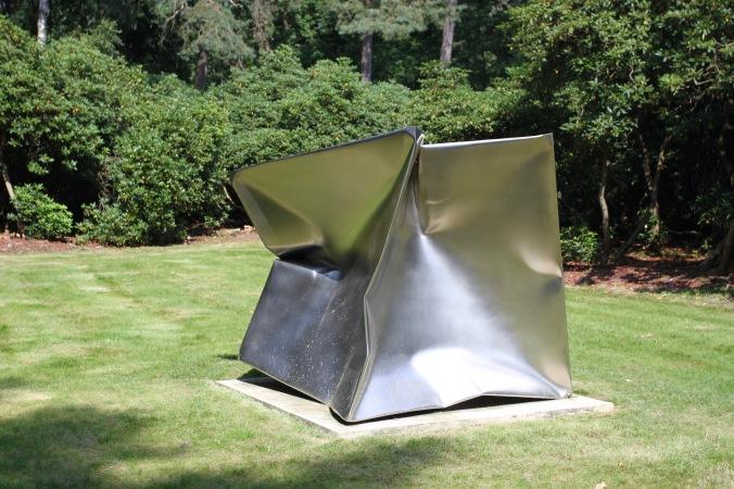 Cube, Kröller-Müller Museum, Sculpture Garden, Netherlands