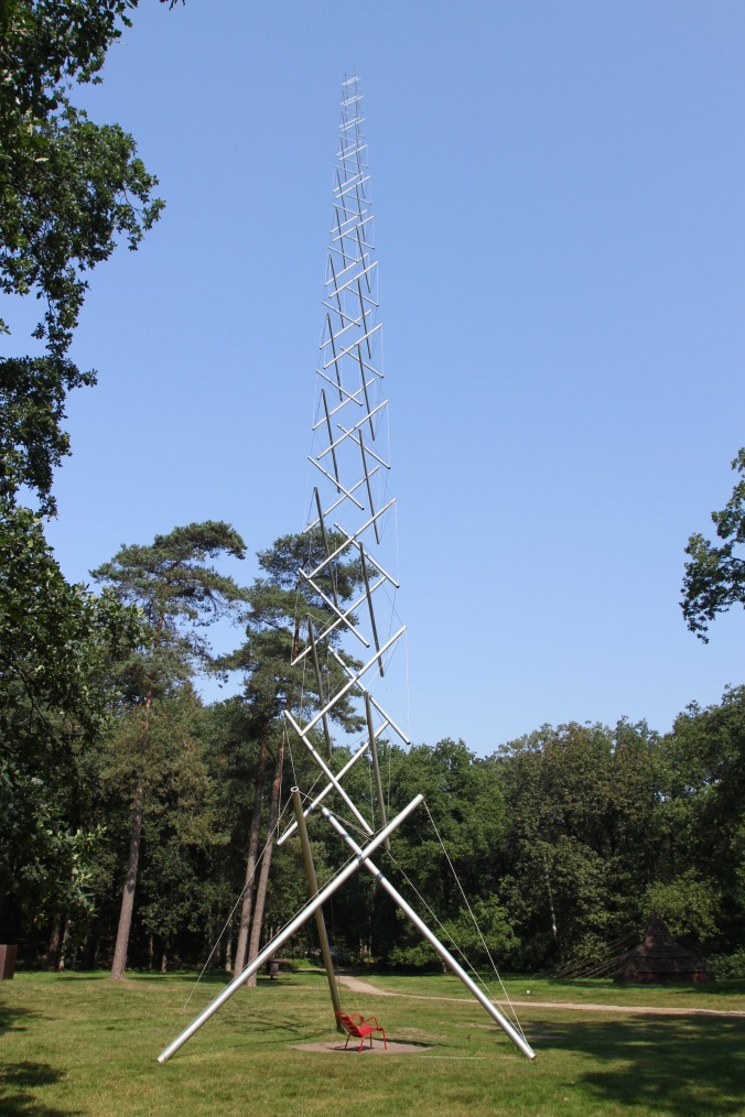 Needle Tower, Kröller-Müller Museum, Sculpture Garden, Netherlands