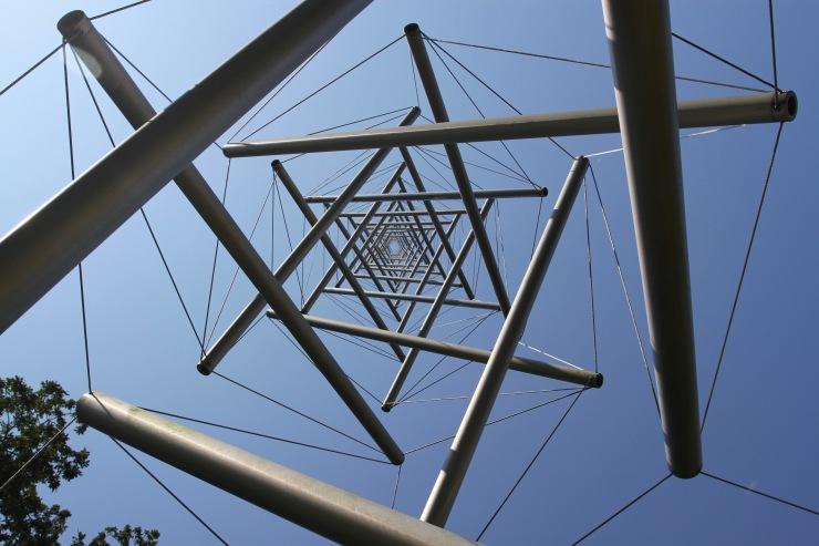 Needle Tower, Kröller-Müller Museum, Sculpture Garden, Netherlands
