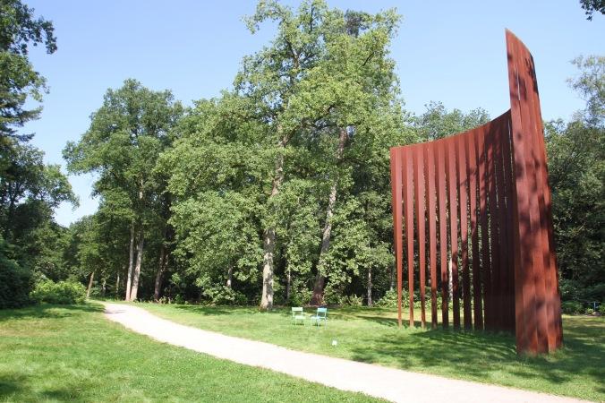 Palisade, Kröller-Müller Museum, Sculpture Garden, Netherlands