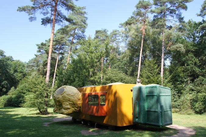 Mobile Home, Kröller-Müller Museum, Sculpture Garden, Netherlands