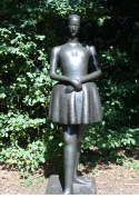 Female Dancer, Kröller-Müller Museum, Sculpture Garden, Netherlands