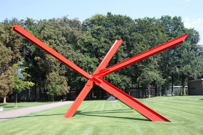 K-piece, Kröller-Müller Museum, Sculpture Garden, Netherlands