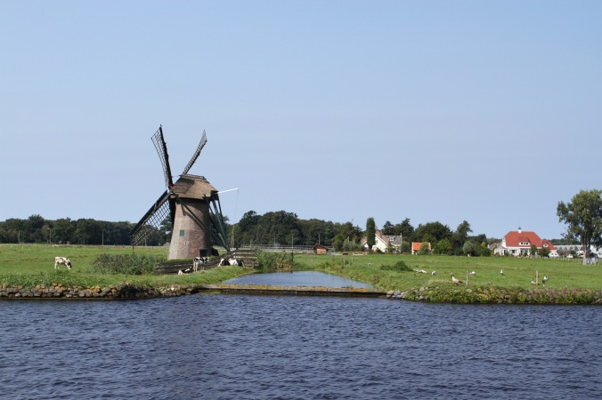 Vliet Canal, The Netherlands