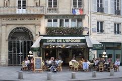 Cafe, Paris, France