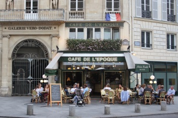 Cafe, Paris, France