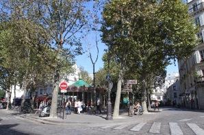 Montmatre, Paris, France