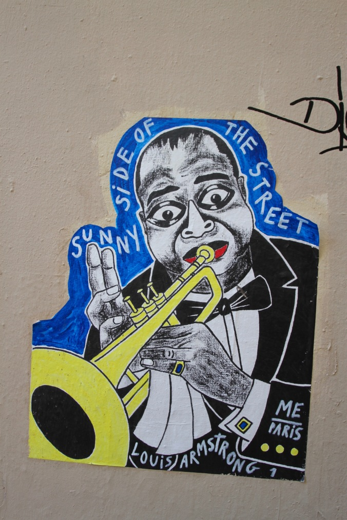 Street Art, Montmartre, Paris, France