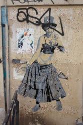 Street Art, Montmartre, Paris, France