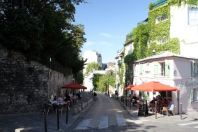 Montmatre, Paris, France