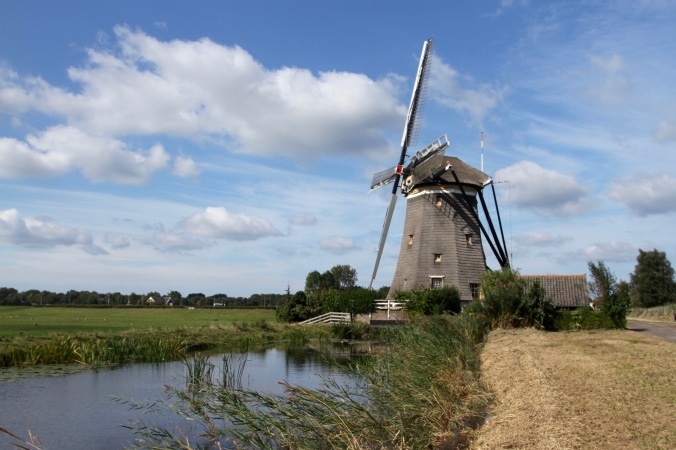 Windmills, Netherlands