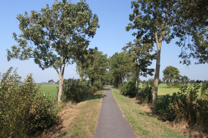 Cycling the Midden-Nederlandroute, Netherlands