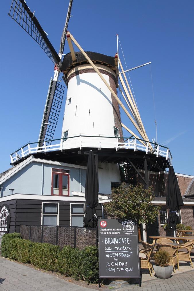 Brouwerij de Molen in Bodegraven, Netherlands