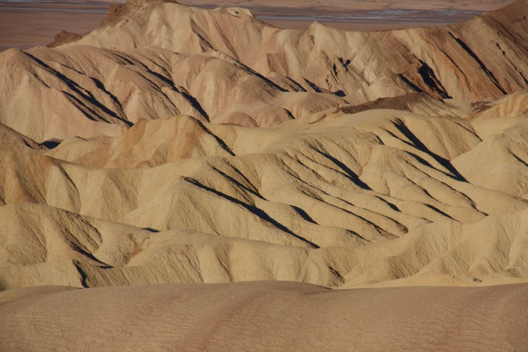 Zabriskie Point, Death Valley, California, United States