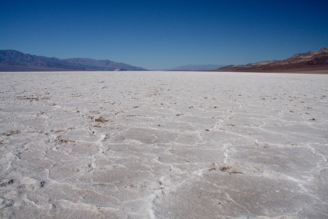 Badwater Basin, Death Valley, California, United States